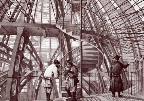 Из истории развития металлических конструкций